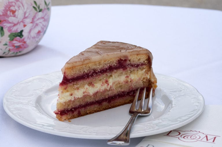 Schlosshof Gastronomie Torte Kaiserin Maria Theresia