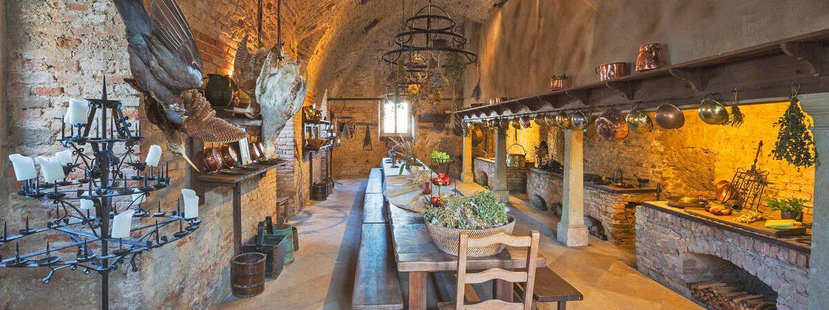 Wildküche feiern auf Schloss Hof