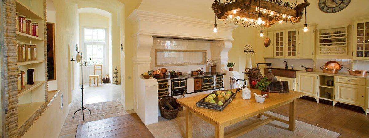 Marmeladenküche auf Schloss Hof