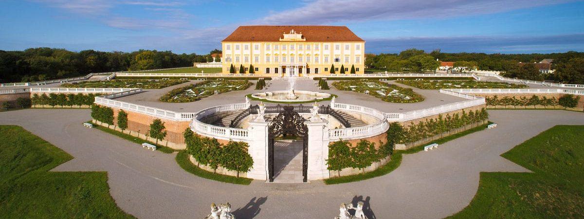 Schloss Hof Garten