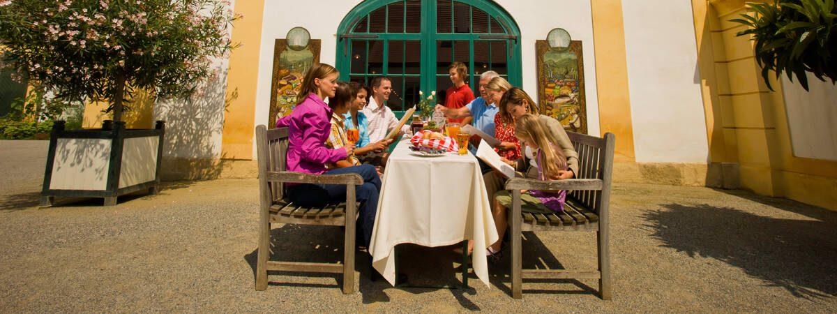 Ihr Fest auf Schloss Hof
