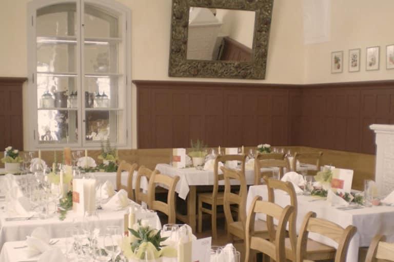 Marmeladenküche feiern auf Schloss Hof